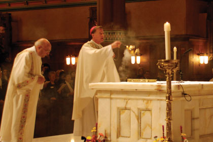 Chrism Mass rich in sacred tradition