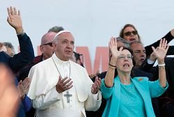 Pentecost is a celebration of unity in diversity, Pope Francis says at Mass