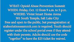 Families encouraged to learn solutions to opioid abuse