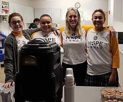 Students offer HOPE to peers at St. Joseph CHS